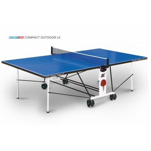 Теннисный стол всепогодный START LINE Compact Outdoor 2 LX