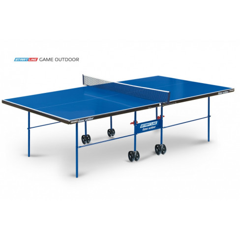 Теннисный стол Start Line Game Outdoor 2