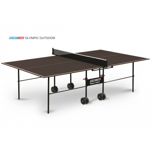 Теннисный стол Start Line Olympic Outdooror