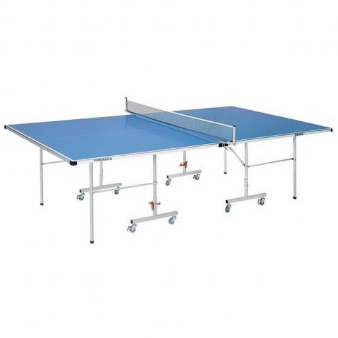 Всепогодный теннисный стол DFC Tornado синий S600B
