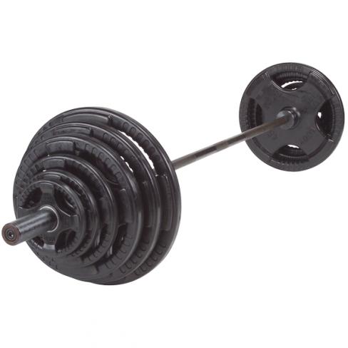 Штанга с олимпийскими весами 225 кг