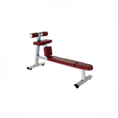 Скамья Bronze Gym H-035 для скручиваний горизонтальная