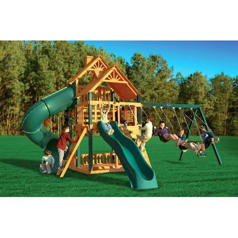 Детская игровая площадка «Горец»