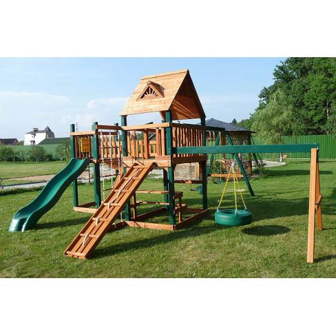 Детская игровая площадка «Гулливер»