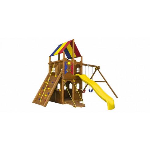 Игровая площадка Королевская серия Саншайн Клубхаус II (Imaginary Play Sunshine Clubhouse RYB)