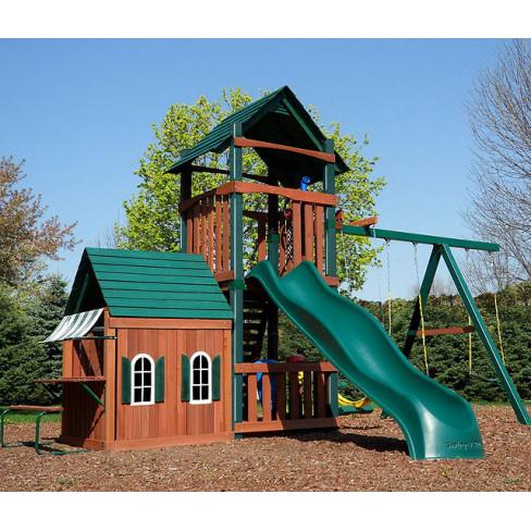 Детская игровая площадка «Рассвет»
