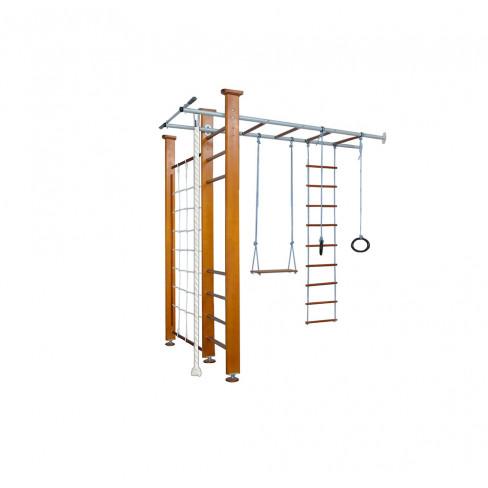 Детский спортивный комплекс Карусель 360Д (ДСК-3Д.06.00) Рукоход (к стене) + сеть