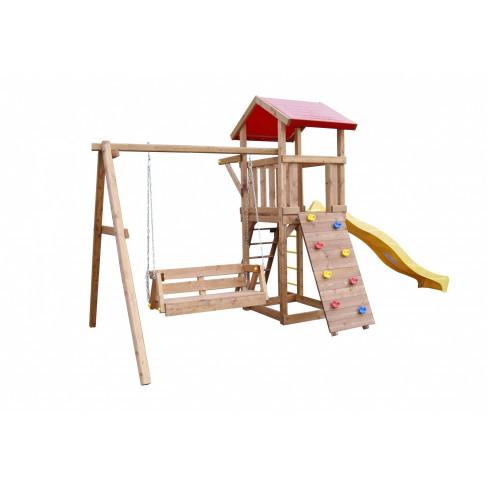 """Детская площадка """"Пикник Вариант"""" с диванчиком"""