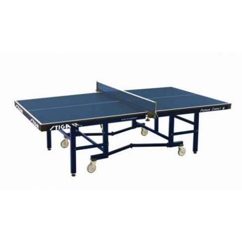 Теннисный стол Stiga Premium Compact W, ITTF 25 мм