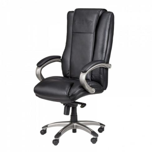 Массажное кресло US Medica Chicago офисное (черное)