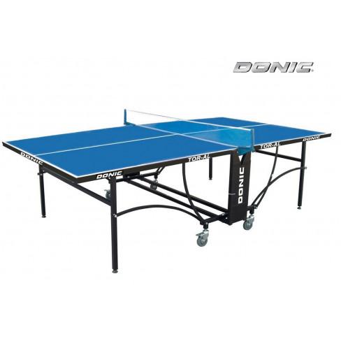 Всепогодный теннисный стол Donic Tornado-AL-Outdoor, 4 мм