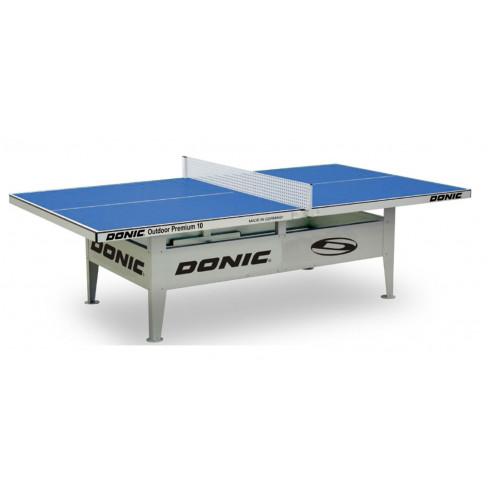 Всепогодный теннисный стол Donic Outdoor Premium 10 (синий)