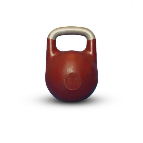 Гиря алюминиевая тренировочная профессиональная 14 кг