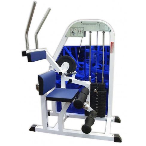 Грузоблочный тренажер MB Barbell MB 3.24 Пресс-машина