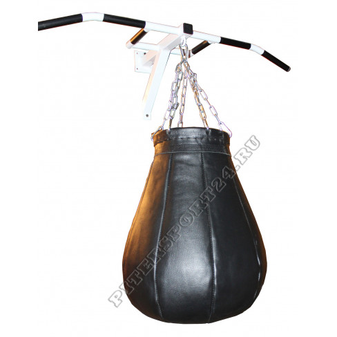 Груша Боксерская кожаная профессиональная - 50 кг
