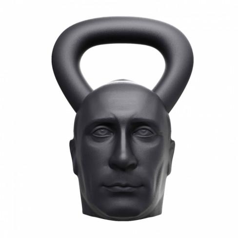 """Гиря с характером """"Лидер"""" 16 кг"""
