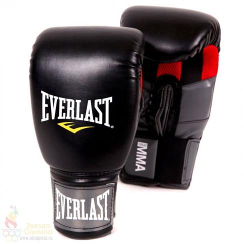 Перчатки тренировочные EVERLAST MMA Clinch Strike