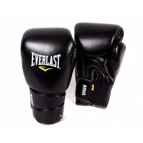 Перчатки тренировочные EVERLAST MUAY THAI PROTEX2