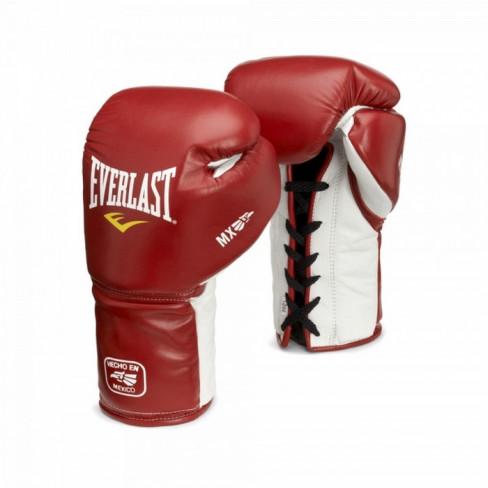 Перчатки Everlast MX Training на шнуровке