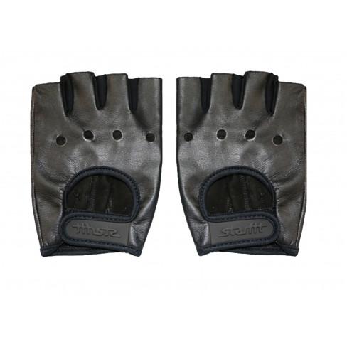 Перчатки для фитнеса STARFIT SU-115 (кожа)