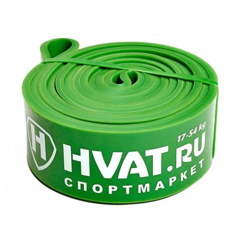 Зеленая резиновая петля (17-54 кг)