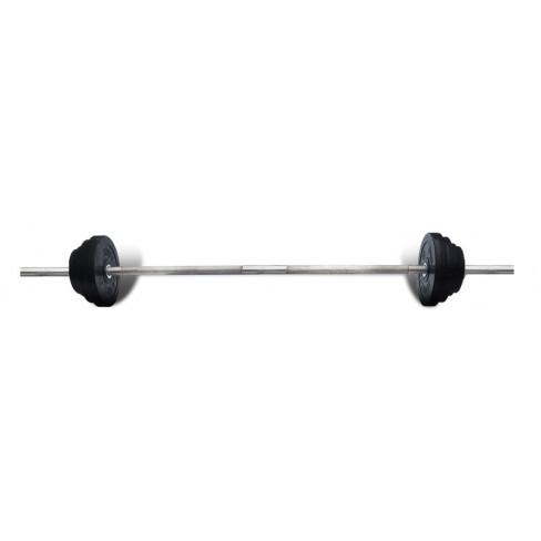 Штанга разборная тренировочная в наборе 47,5 кг