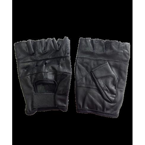 Перчатки для фитнеса (кожа)