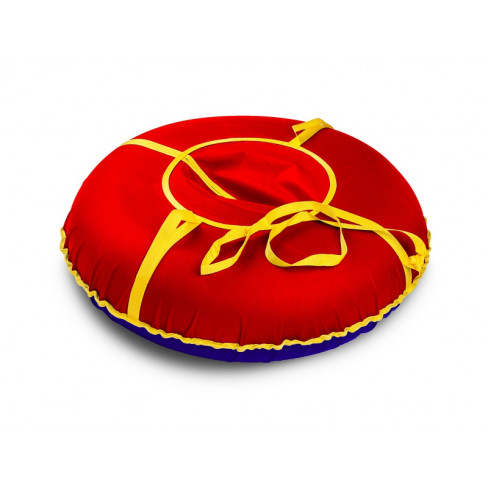Санки-ватрушка «Сноу» Oxford 110  Красная