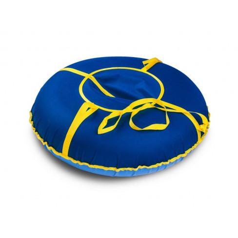 Санки-ватрушка «Сноу» Oxford 100 Синяя