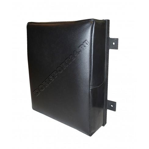 Подушка настенная кожаная Профи (50x40x18)