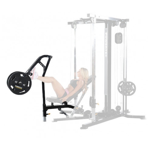 Опция Powertec Leg Press WB-LPA13 агрегат для ног