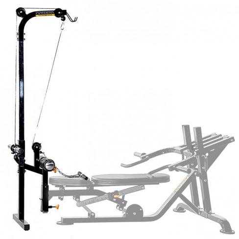 Опция Вертикальная/Горизонтальная тяга Powertec WB-LTA13
