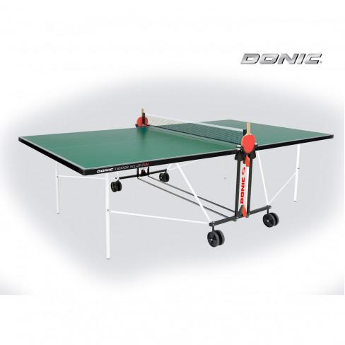 Теннисный Donic Indoor Roller FUN зеленый