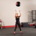 Тренировочный мяч мягкий WALL BALL 5,4 кг (12lb)