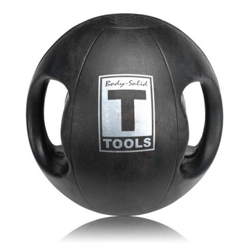 Тренировочный мяч с хватами 6,4 кг (14lb)