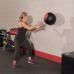 Тренировочный мяч мягкий WALL BALL 3,6 кг (8lb)