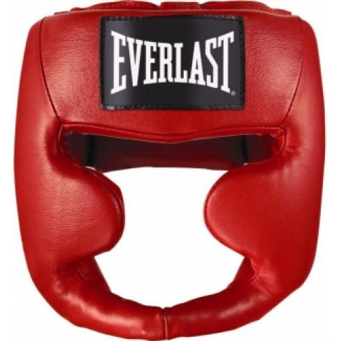 Шлем боксерский EVERLAST Martial Arts Leather Full Face