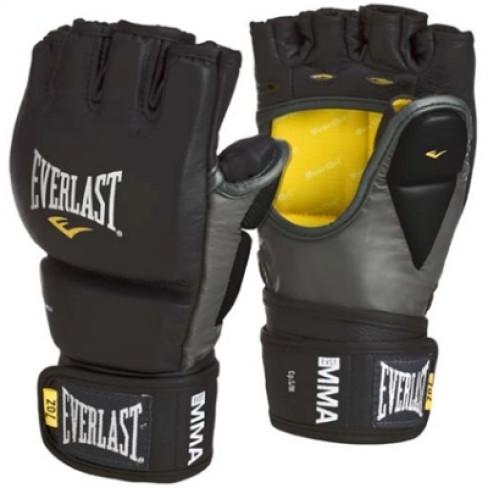 Перчатки профессиональные EVERLAST для боев MMA