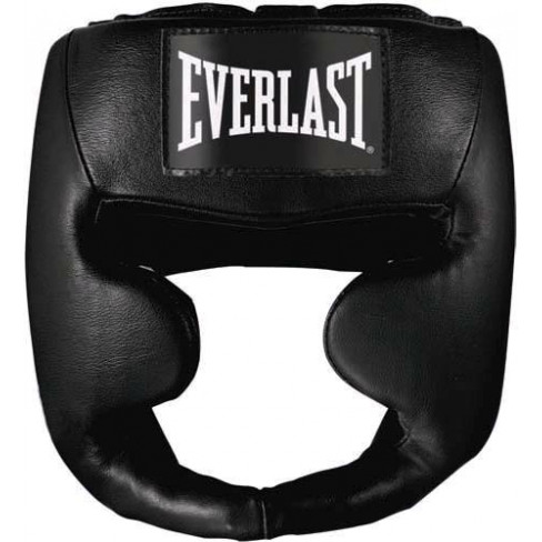 Шлем боксерский EVERLAST MARTIAL ARTS PU FULLFACE