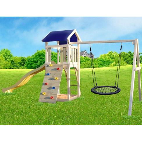 """Детская площадка """"Пикник Вариант"""" с гнездом"""