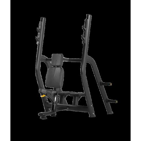 Скамья для жима Bronze Gym H-025B