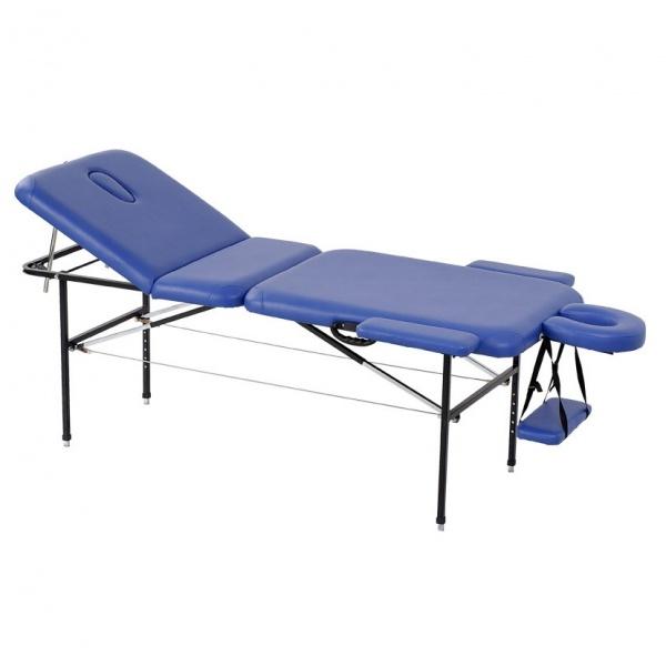 трехсекционные массажные столы