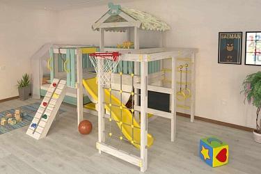 Детские площадки и игровые комплексы Савушка